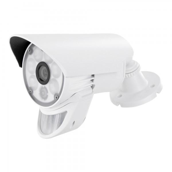 HD Überwachungskamera HWT-CAM-103.LED mit LED-Licht und PIR Sensor  – Bild 4
