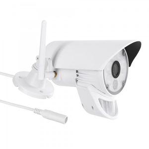 HD Überwachungskamera HWT-CAM-103.LED mit LED-Licht und PIR Sensor  - Bild 2
