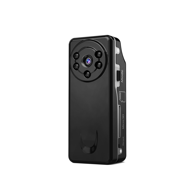 HD Mini Pocket Kamera Versteckte Überwachungskamera mit Mikrofon