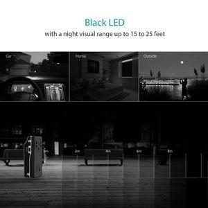Kleinste Starlight Mini Kamera Überwachungskamera mit 5 - 8m unsichtbare Nachtsicht LED's Glaslinse - Bild 5