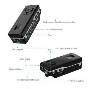 Kleinste Starlight Mini Kamera Überwachungskamera mit 5 - 8m unsichtbare Nachtsicht LED's Glaslinse - Bild 2