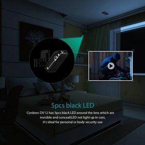 Kleinste Starlight Mini Kamera Überwachungskamera mit 5 - 8m unsichtbare Nachtsicht LED's Glaslinse - Bild 4