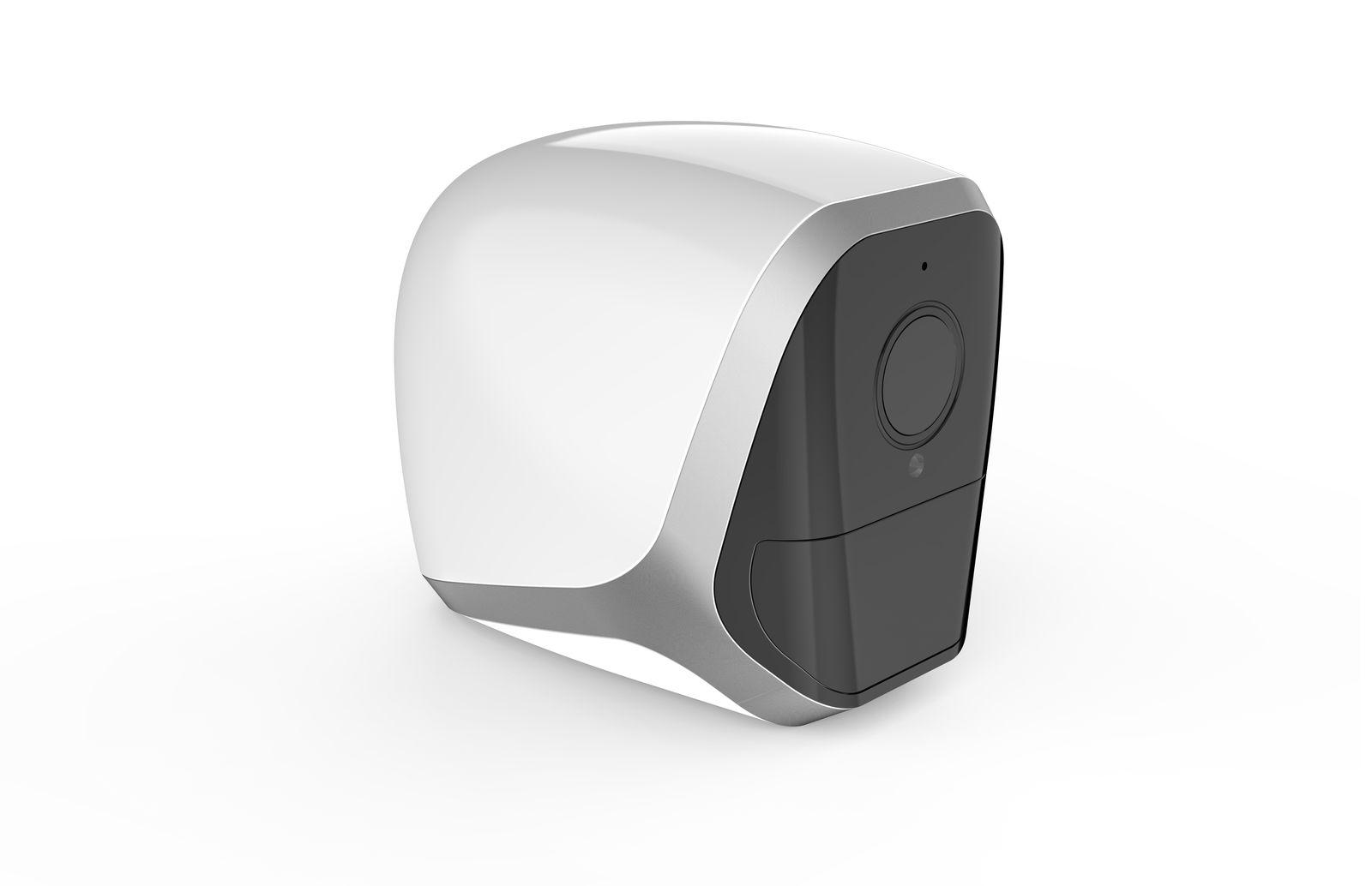 wlan berwachungskamera mit batterie akku ip65 bis 6 monate betriebsdauer 1080p mikrofon 128gb 2. Black Bedroom Furniture Sets. Home Design Ideas