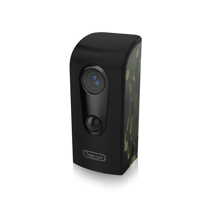 Wasserdichte WiFi IP Kamera Überwachungskamera mit Akku Batterie 90 Tage Laufzeit PIR Bewegungserkennung  – Bild 8