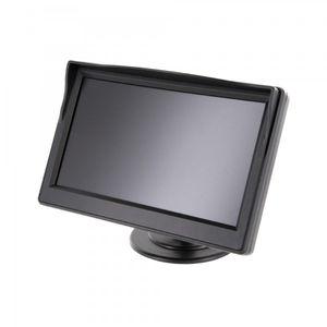 5 ZOLL TFT LCD Monitor mit Mini Rückfahrkamera Auto Rückfahrsystem 170° Nachtsicht - Bild 2