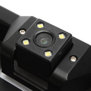 """4,3 """" ZOLL TFT LCD Monitor mit Rückfahrkamera im Kennzeichenhalter 170° HD Nachtsicht - Bild 4"""