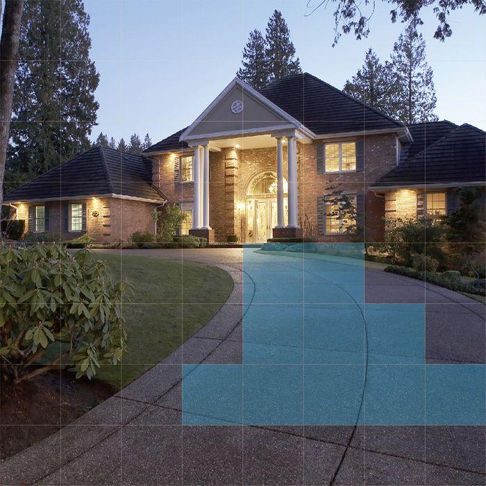 Full-HD  LED Flutlicht Strahler mit Bewegungsmelder Überwachungskamera 1080p Aussen 24W – Bild 15