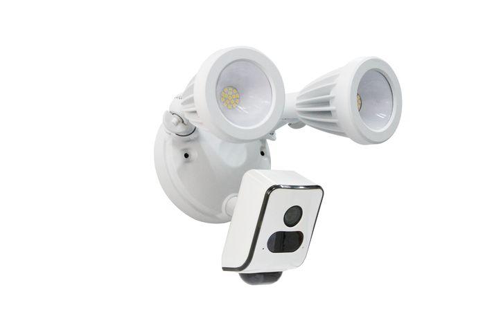 Full-HD  LED Flutlicht Strahler mit Bewegungsmelder Überwachungskamera 1080p Aussen 24W – Bild 6