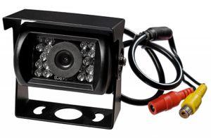 Auto Rückfahrkamera 120° Weitwinkel CCD Sensor PAL schwarz