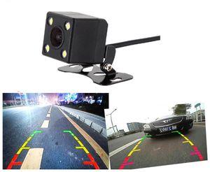 Auto Mini Rückfahrkamera 170° Grad PAL mit Nachtsicht LED's