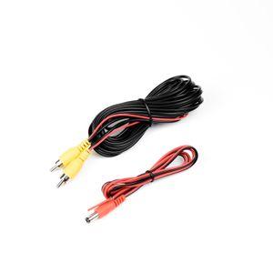 Auto Mini HD Rückfahrkamera Unterbau 170° Grad PAL mit dynamische Parklinien Hilfslinien 520TVL - Bild 4