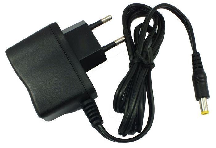 220 V Netzteil Stecker Netzgerät für Überwachungskamera 0,5A 0,5 Ampere 500mA – Bild 1