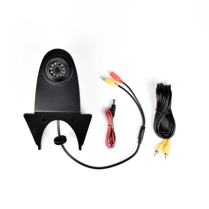 Rückfahrkamera für Klein-Transporter Sprinter Nachtsicht,120° Blickwinkel Sony CCD Sensor RCA – Bild 8