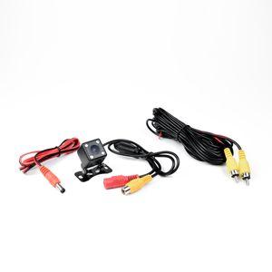 Unterbau Auto Mini Rückfahrkamera HD 170° Grad PAL mit Nachtsicht und dynamischen Parklinien 520 TVL - Bild 4