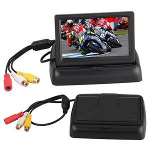10,5 cm (4,3 ZOLL) Auto TFT LCD Klappmonitor Format 16:9 - Bild 1
