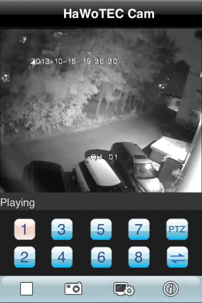 Überwachungskamera Sony® CCD Effio-E 700 TVL 960H 2,8 - 12mm Zoom OSD Menü IR 60m D-WDR – Bild 3