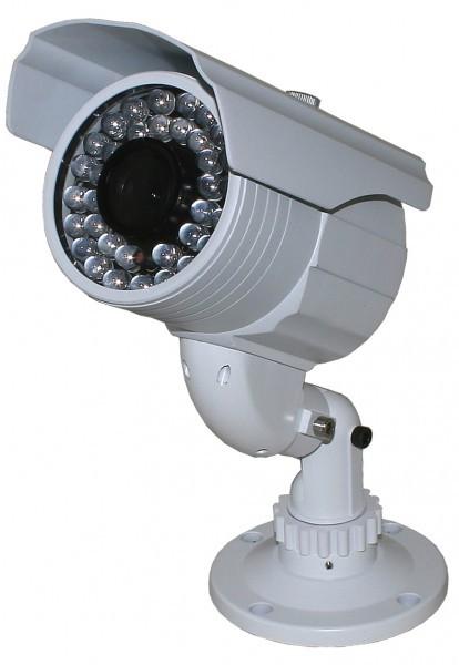Überwachungskamera Sony®  CCD, 700 TVL Zoom 2,8-12mm OSD 30m IR IP 66 – Bild 1