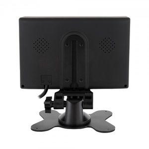 """7"""" Auto KFZ Wohnmobil Split Multiplexer Monitor Display Rückfahrsystem Rückfahrkamera 12V 24V 4x Video  - Bild 3"""