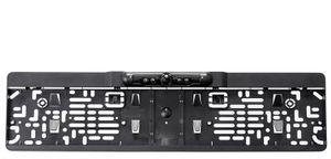 Auto Funk Rückfahrkamera Nummernschild 180° PAL +neue Version + ohne Fischaugeneffekt+ mit Mikrofon +Neue Version+ - Bild 1