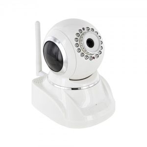 PTZ P2P H.264 HD 1 Megapixel 1 MP IP WiFi Überwachungskamera Video Push Alarm 64GB