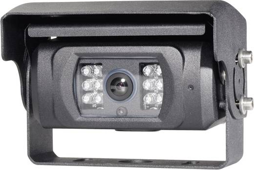 Kabel-Rückfahrkamera mit Shutter für Rückfahrsystem Shutter Blendenautomatik, IR Nachtsicht integriertes Mikrofon, – Bild 1
