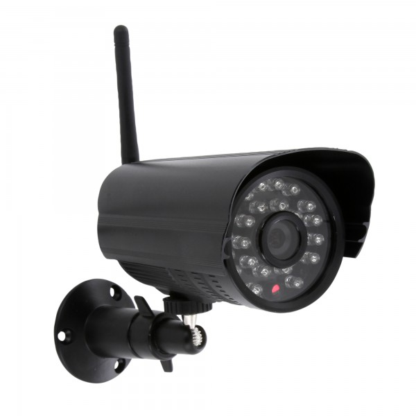 Funk Überwachungskamera für HD IP Überwachungssystem IR Cut IP65 -- Wasserdicht --