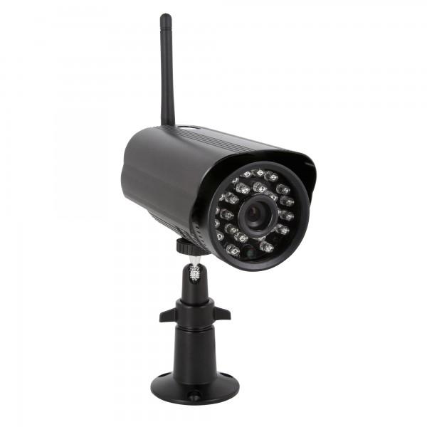 Funk Überwachungskamera für HD IP Überwachungssystem mit Mikrofon und Lautsprecher IR Cut IP55 – Bild 4