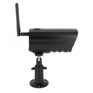 Funk Überwachungskamera für HD IP Überwachungssystem mit Mikrofon und Lautsprecher IR Cut IP55 - Bild 3