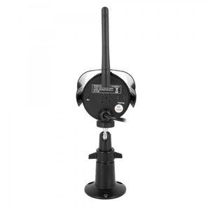 Funk Überwachungskamera für HD IP Überwachungssystem mit Mikrofon und Lautsprecher IR Cut IP55 - Bild 5