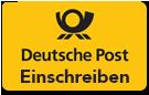 Deutsche Post Einschreiben