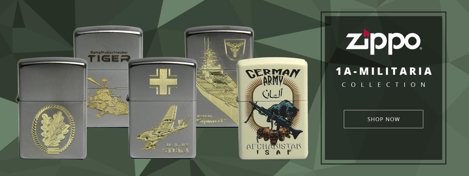 Sonderkollektionen: Militär
