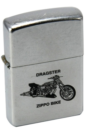 Dragster Zippo Line Collection