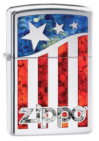 Sturmfeuerzeug American Flag