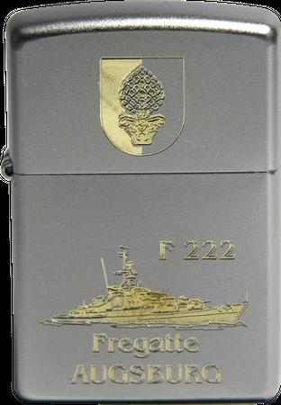 Fregatte Augsburg F 222