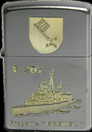 Fregatte Bremen F 207