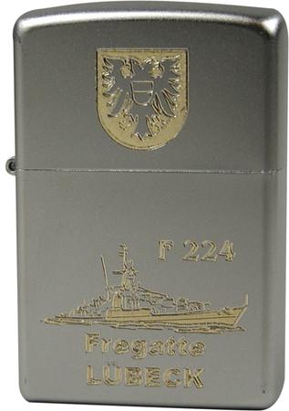 Sturmfeuerzeug Fregatte Lübeck, F224