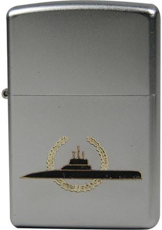 Sturmfeuerzeug U-Bootfahrerabzeichen, bicolor