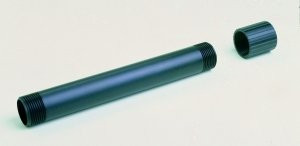 Verlängerungsrohr 10 cm, R1  Z461 Heissner