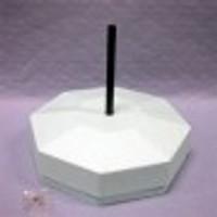 Eisfreihalter 400 mm Duchmesser 8-eckig