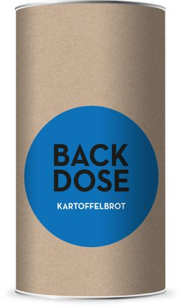 BACKDOSE Bio Kartoffelbrot Backmischung