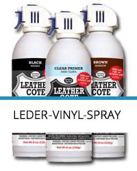 Leder-Spray