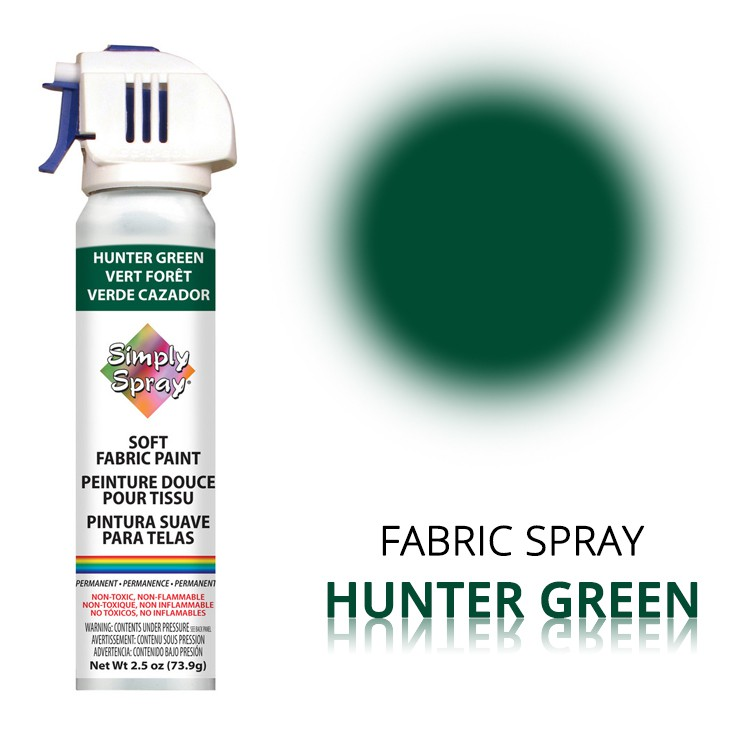 Fabric Paint Hunter Green – Bild 1