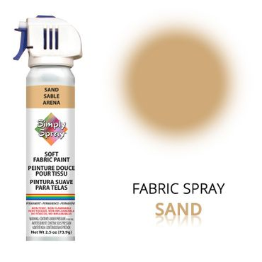Fabric Paint Sand – Bild 1