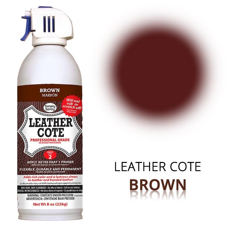 Leder-Spray Brown – Bild 1