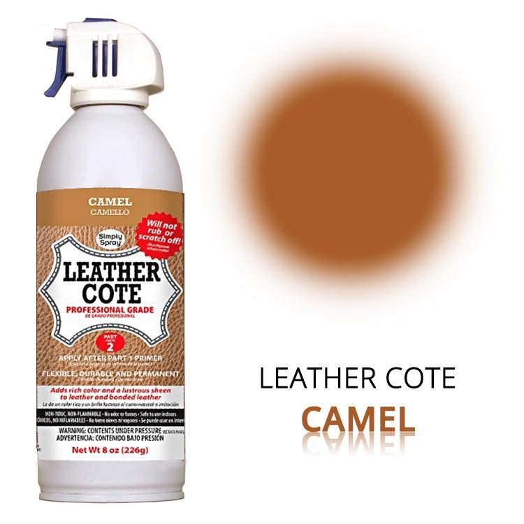 Leder-Spray Camel – Bild 1