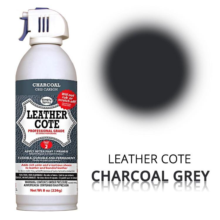 Leder-Spray  Charcoal Grey – Bild 1