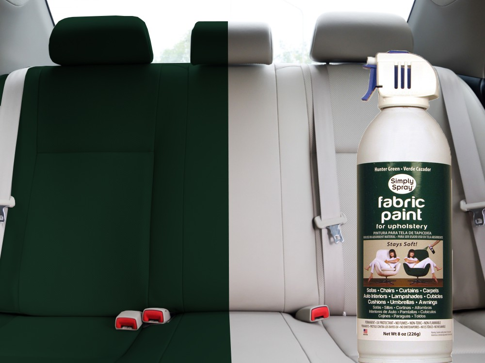 Upholstery Spray Hunter Green – Bild 3