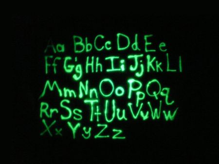 Fabric Spray Glow In The Dark – Bild 2
