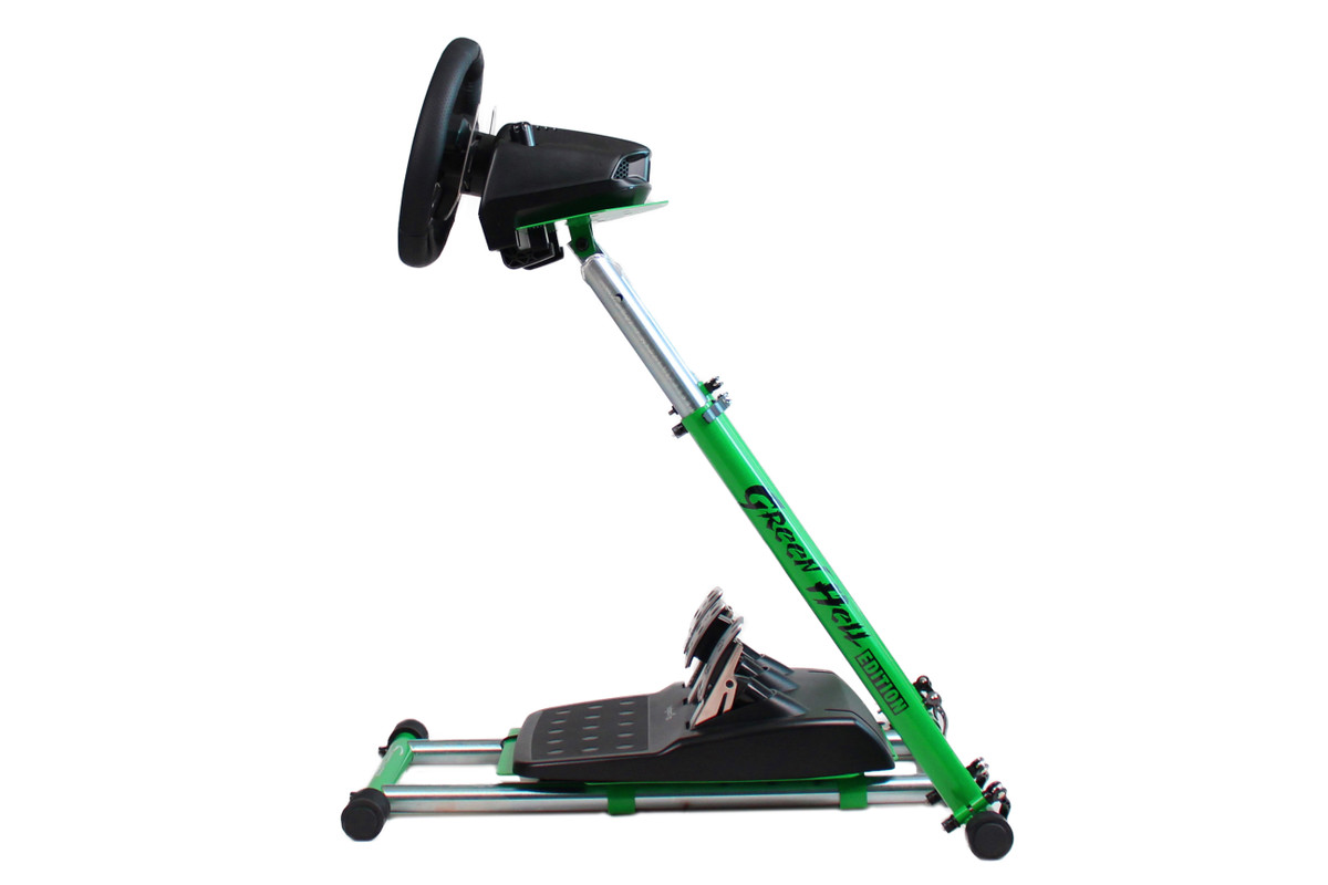 Speedmaster Wheelstand - Grün - Green Hell Edition – Bild 3