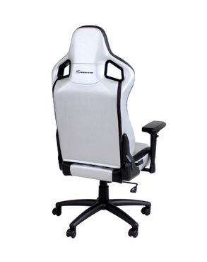 Speedmaster Chair Silber - Carbonfaser Optik – Bild 4
